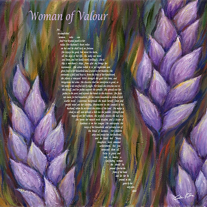 Woman of Valor English 4