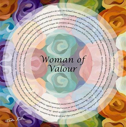 Woman of Valor English 3
