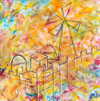 Jerusalem of Joy