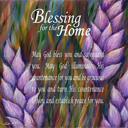 Blessing for the Home English 11