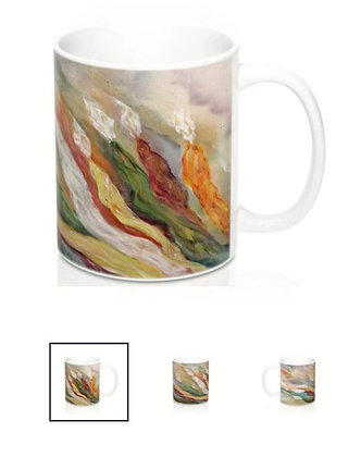 Chanuka Mug Limited Edition