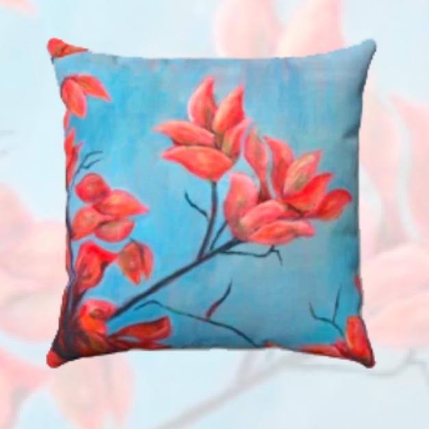 Pillow Art