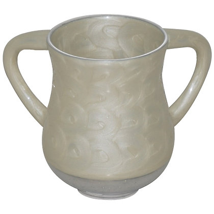 ALUMINUM_ELEGANT_WASHING_CUP_13._5_CM-_IVORY_COLOR