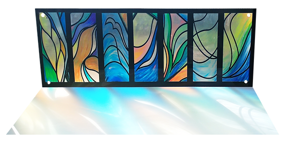 Stained Glass - Seven Days of Creation