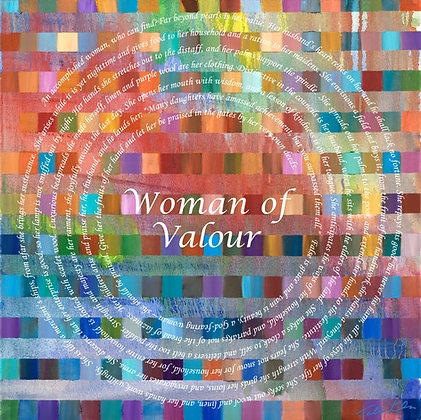 Woman of Valor English 1