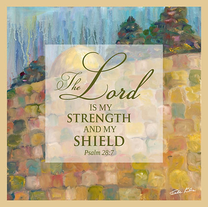 The Lord is my Strength 3