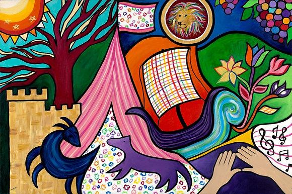 12 Tribes of Joy