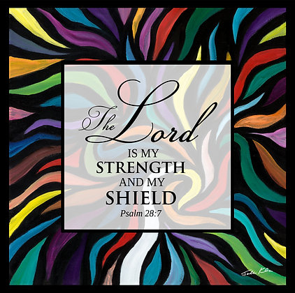 The Lord is my Strength 6