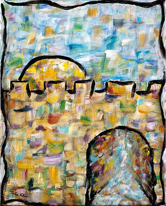 Jerusalem Beckons 2