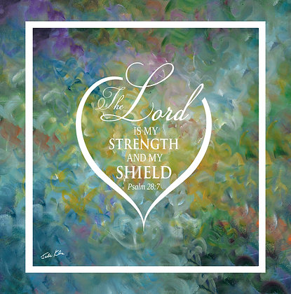 The Lord is my Strength 9