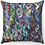 "Thumbnail: ""Dancing Colors"" Throw Pillow"