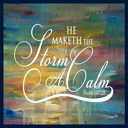 He Maketh the Storm 5