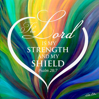 The Lord is my Strength 7