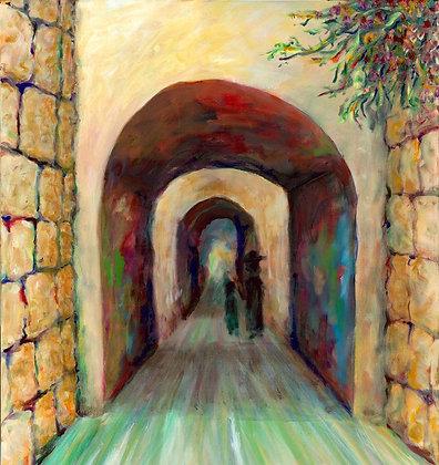 Jerusalem Lane