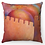 "Thumbnail: ""Jerusalem Sunrise"" Throw Pillow"