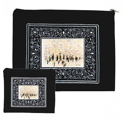 Tallit & Tfillin Bag Set YTT_04