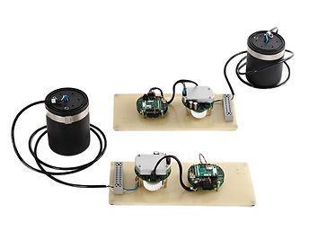 EvoLogics OEM Version Modem with cable-moune transducer
