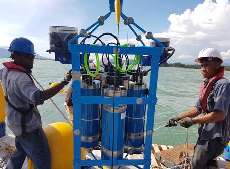 Cutting Edge Sonar Deployment in Papua New Guinea