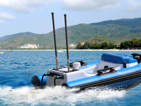 USV News - Chinese Researchers Latest to Integrate BioSonics MX for Autonomous Seagrass Mapping
