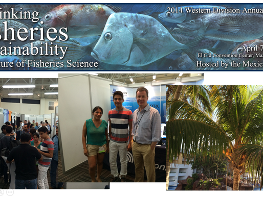BioSonics New Software Highlighed at AFS Western Div. Meeting
