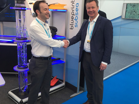 SUBSEA 20/20, Inc. Joins Forces with Blueprint Subsea at Ocean Business 2017
