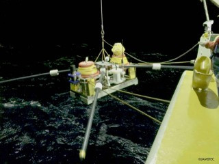 EvoLogics Modems Used to Communicate Tsunami Wave Detection