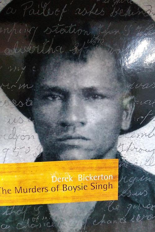 The Murders of Boysie Singh