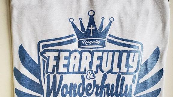 Fearfully & Wonderfully Made - Baseball T