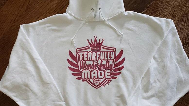 Fearfully & Wonderfully Made - Hoodie