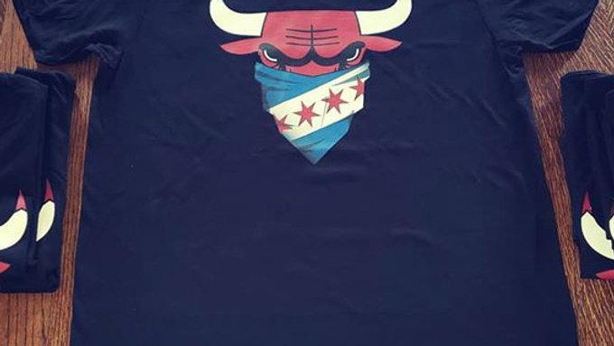 Bulls Mask On!