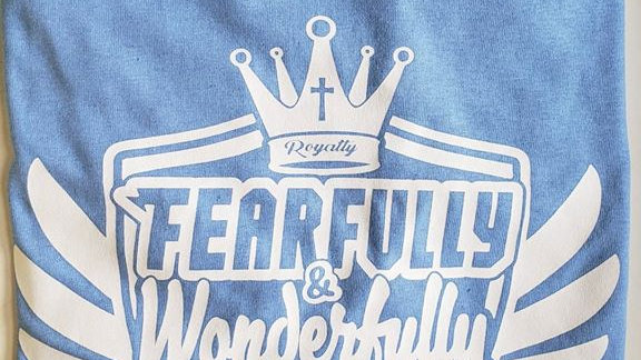 Fearfully & Wonderfully Made - T-Shirt