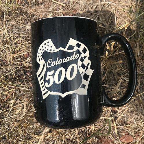 Mug, black