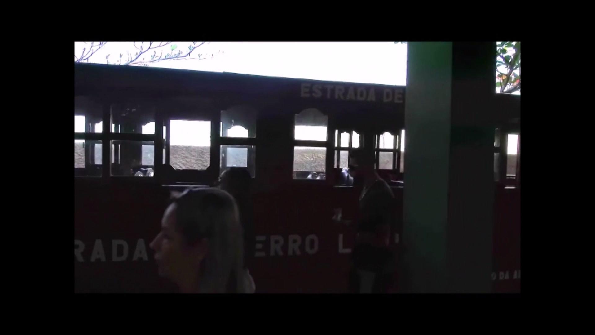 Trem do SESC Grussaí