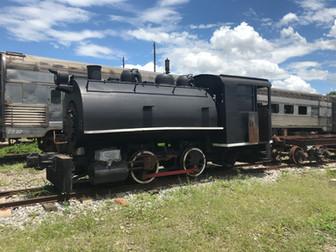 "Locomotiva ""Doizinha"" da ABPF"