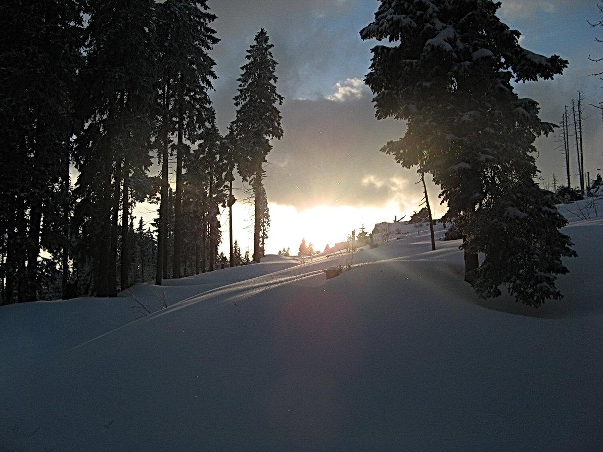 Rodeln Bayerischer Wald, Rodeln Bayern, Rodeln Bayerisch Eisenstein, Rodeln Bodenmais, Snowtubing Bayerischer Wald