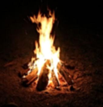 Grillabend mit Lagerfeuer