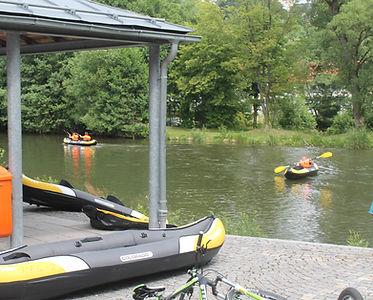 Kanu Regen, Kanuverleih Zwiesel, Kanutouren Bayern, Kanutouren Bayerischer Wald, Wildwasser Regen