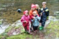 Kindergeburtstag Bayerischer Wald