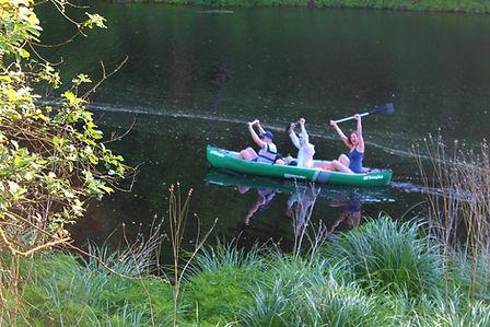 Kanu Urlaub Tschechien / Bayerischer Wald