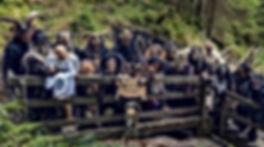 Perchtenlauf Bayern, Perchten Bayerischer Wald, Krampusse Bayerischer Wald, Bayerisch Eisenstein, Krampuslauf Bayern