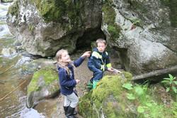 Kinder Geburtstag Bayerischer Wald
