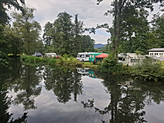 Adventure Camp Bad Kötzting, Campingplatz Bayerischer Wald
