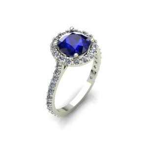 Кольцо выполнено для компании ТЭМАРИ как эксклюзивное изделие по пожеланию заказчика