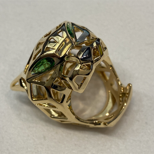 Кольцо выполнено для заказчика, реставрация изделия.