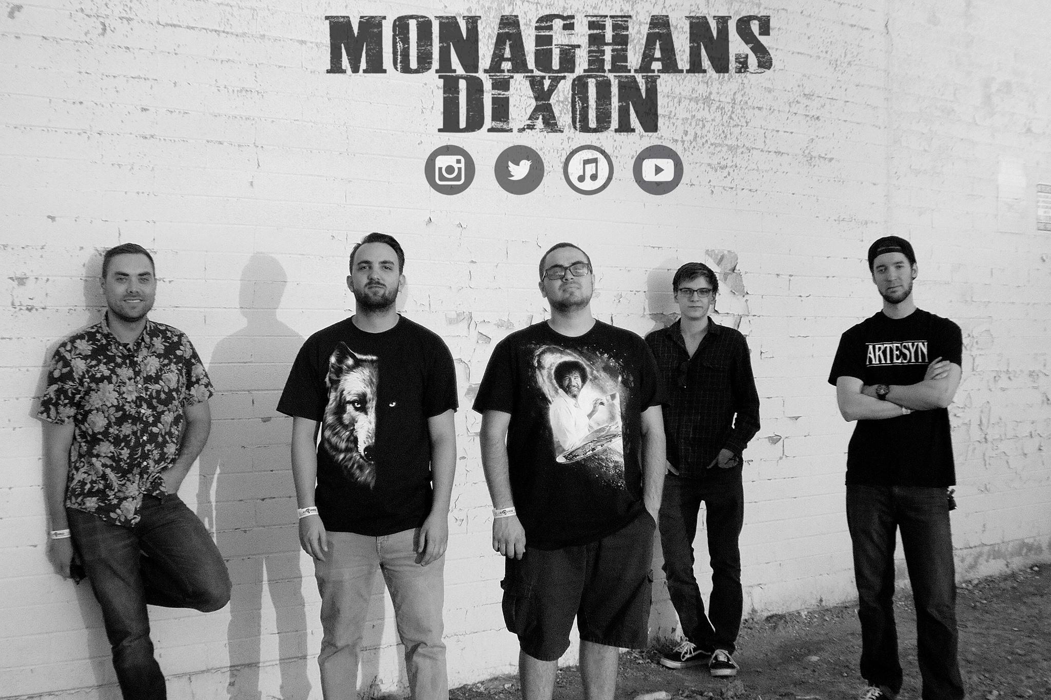 Gig Traxx - Monagahns Dixon