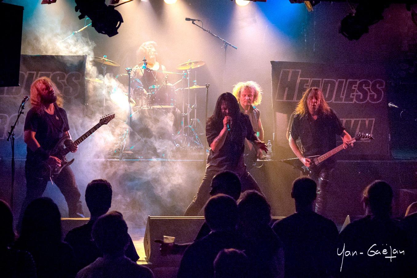 Headless Crown - Metal - Century