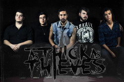 Gig Traxx - As Thick As Thieves