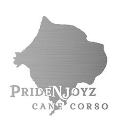 PrideNJoyz Cane Corso Logo