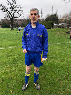 Match Report - Veterans XI v Old Finchleians