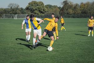 Match Report - 1st XI v Kew Association
